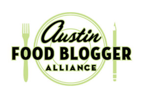 AUSTIN FOOD BLOGGER LOGO